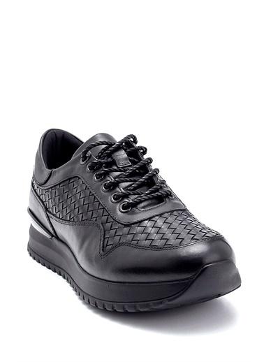 Derimod Erkek Ayakkabı(1146) Sneaker Siyah